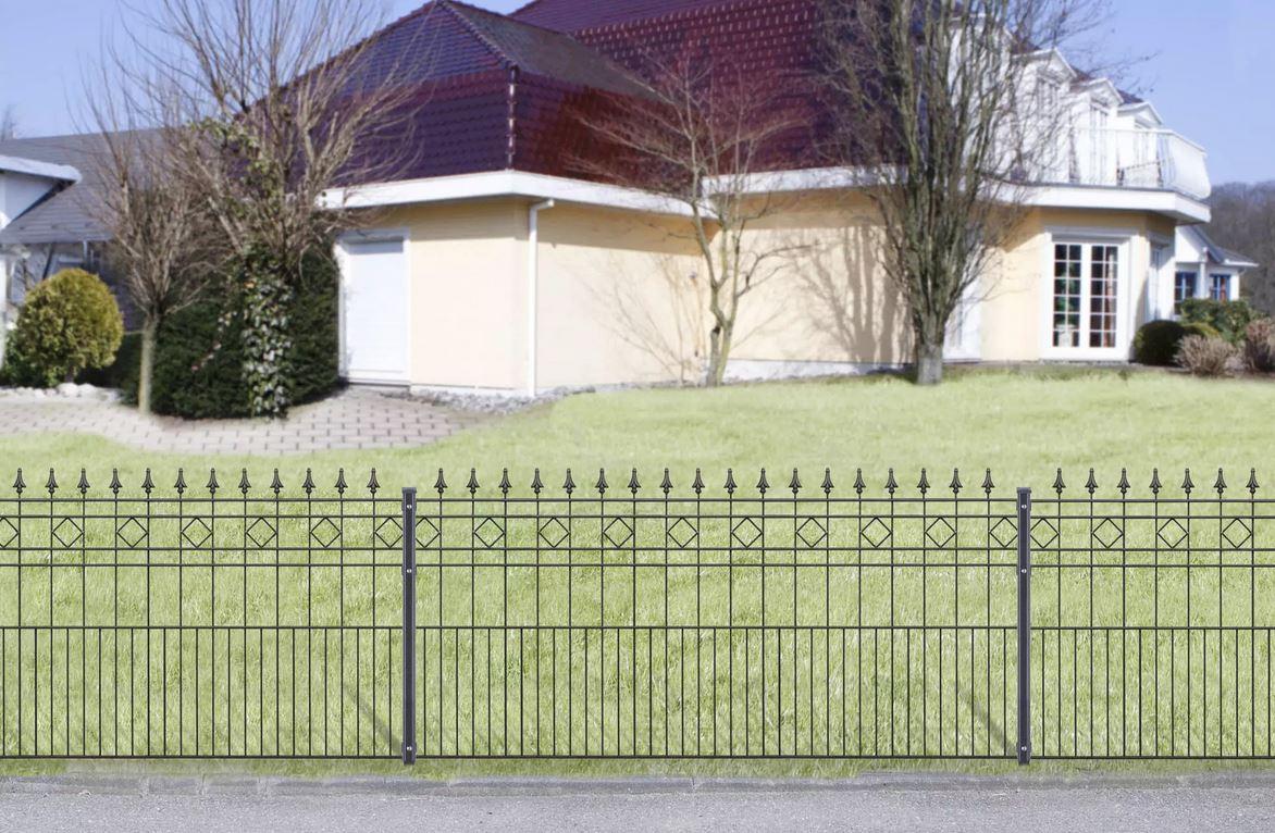 Schacht garden A1 ZaunPartner Schmuckzaun RIMINI
