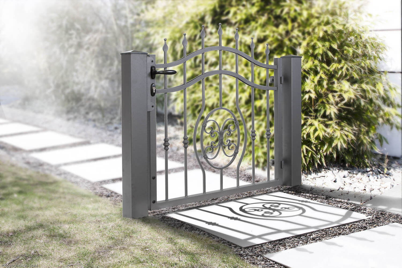 Schacht garden A1 ZaunPartner Torsysteme VARIO Residenzen Premium POTSDAM