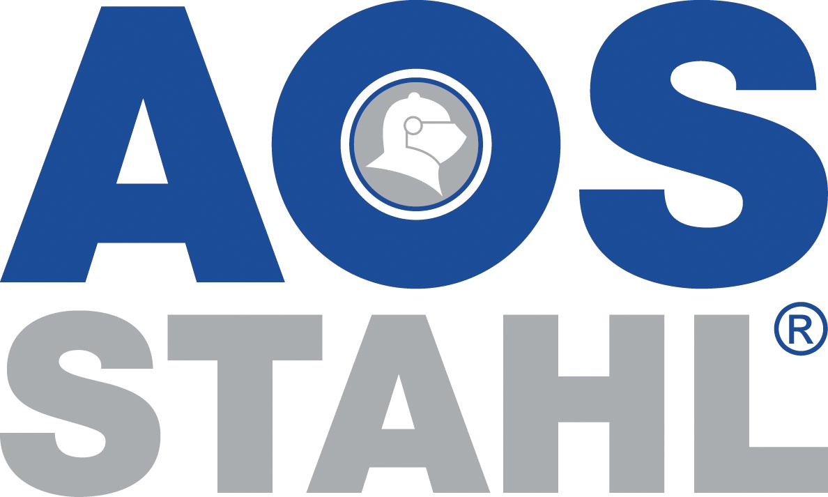 Logo AOS Stahl