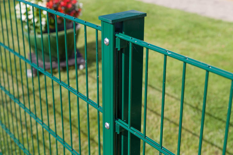 Schacht garden A1 ZaunPartner Zaunpfosten 3