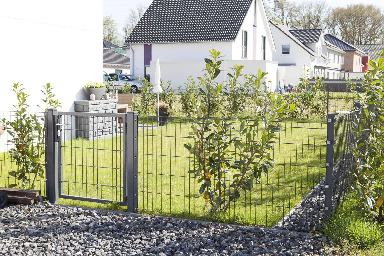 Schacht garden A1 ZaunPartner Torsysteme VARIO compact