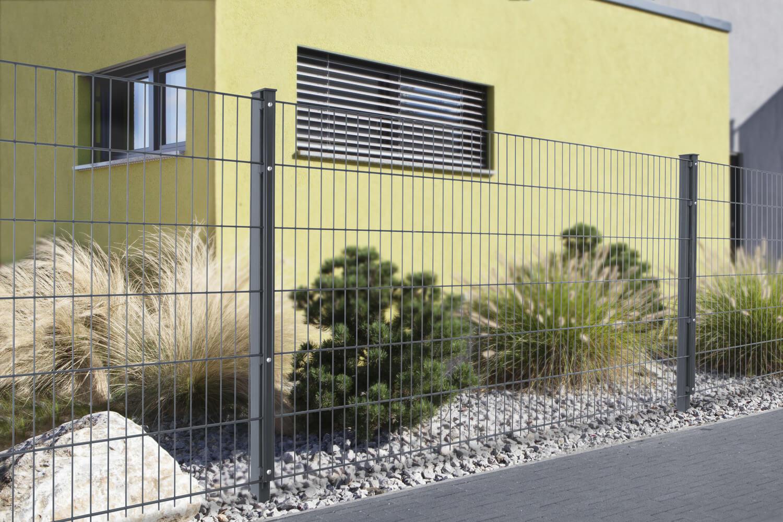 Schacht garden A1 ZaunPartner Zaun- und Eckpfosten 1
