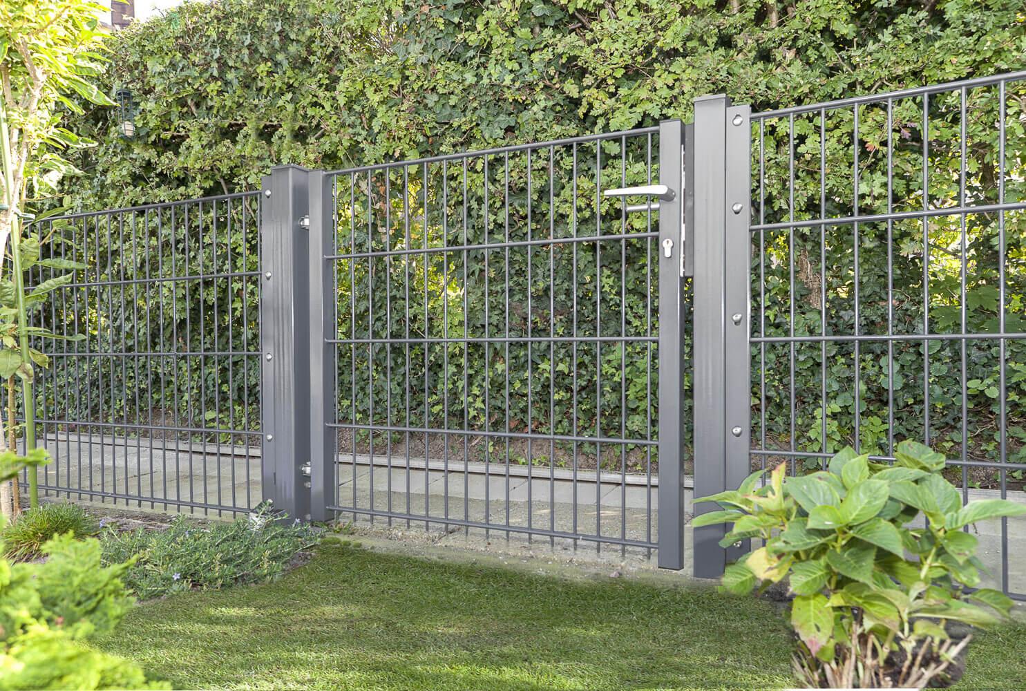 Schacht garden A1 ZaunPartner Torsysteme VARIO light 2