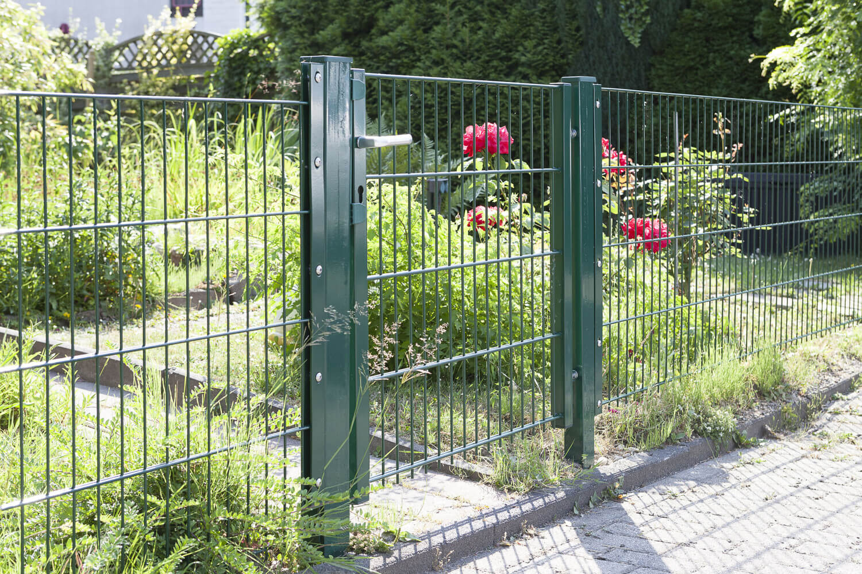 Schacht garden A1 ZaunPartner Torsysteme VARIO light 1