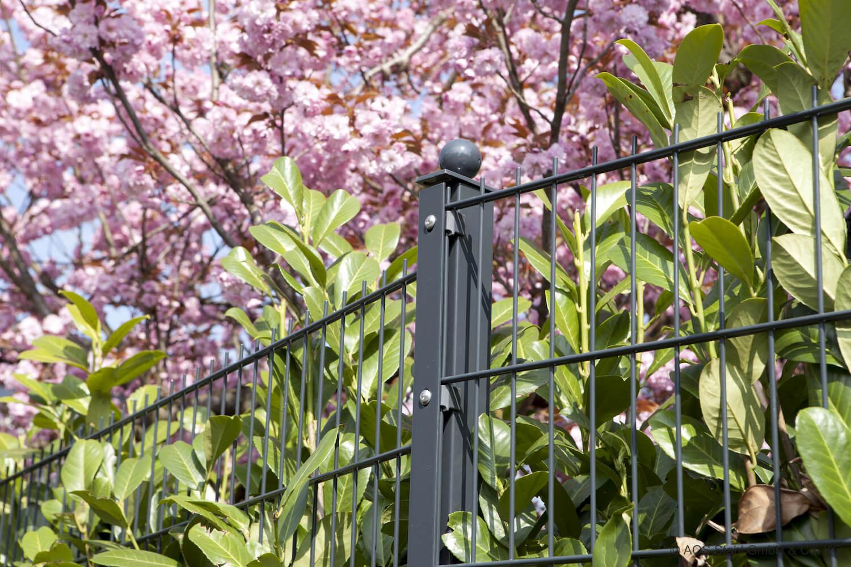 Schacht garden A1 ZaunPartner Eckpfosten 3