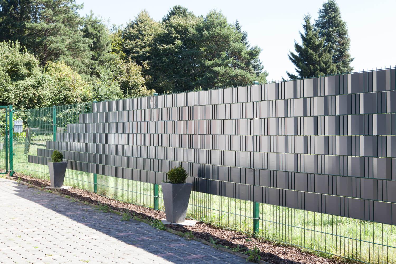 Schacht garden A1 ZaunPartner Zaun-Sichtschutz Rollenmaterial 2
