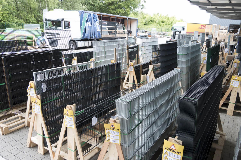 Produktion und Qualität AOS Stahl Hauptsitz 4