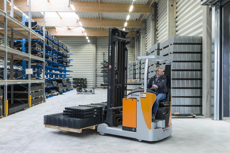 Produktion und Qualität AOS Stahl Hauptsitz 5