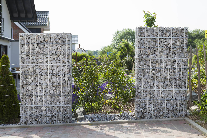 Schacht garden A1 ZaunPartner Gabionen-Körbe JUMBO 1