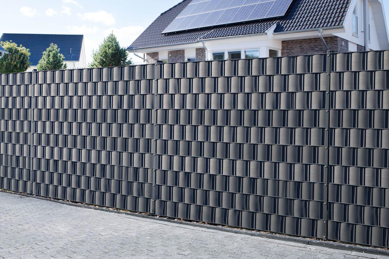 Schacht garden A1 ZaunPartner Zaun-Sichtschutz vorkonfektioniert PP polystripe 1